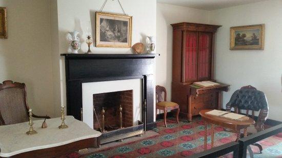Appomattox, VA: Meeting Room for Lee & Grant.