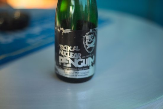 The Old Fishing Shack Ale & Cider House: Tactical Nuclear Penguin