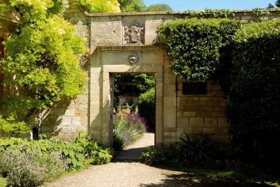 Bradford-on-Avon, UK: Entrance