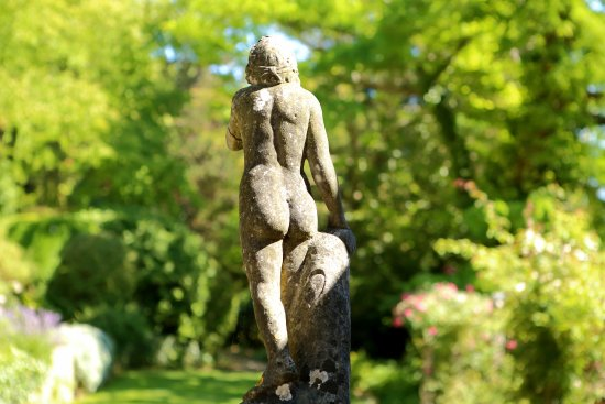 Bradford-on-Avon, UK: Sculpture