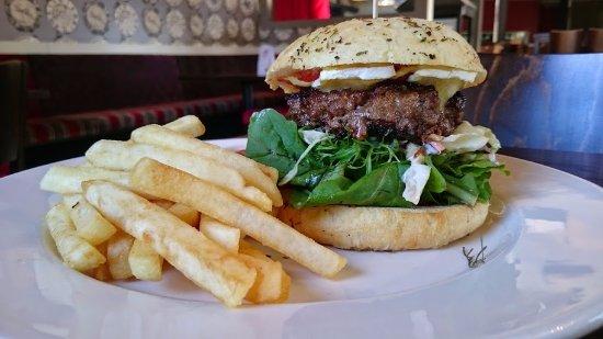 Havelock North, นิวซีแลนด์: Beef Burger