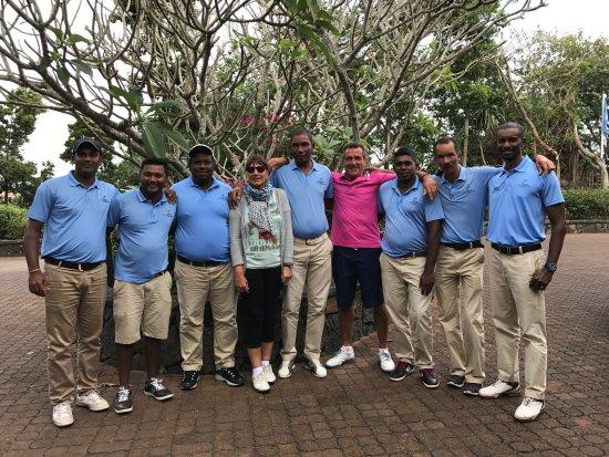 Constance Links Golf Resmi