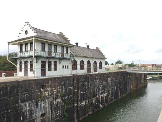 Plaquemine Lock, Lousiana