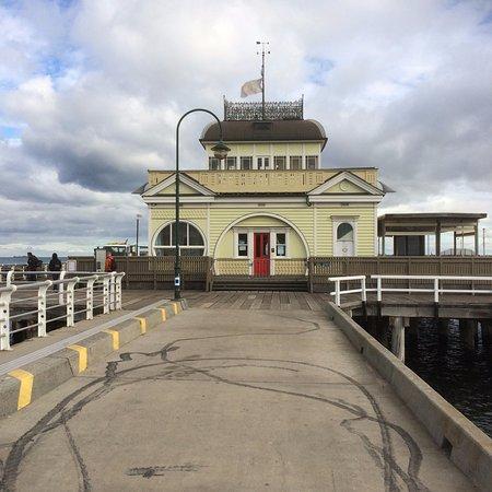 St Kilda, Australia: The Pavilion