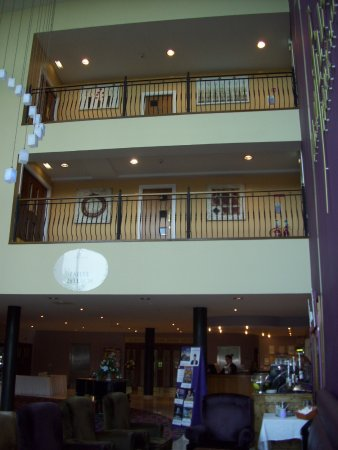 Claremorris, Ireland: Lobby