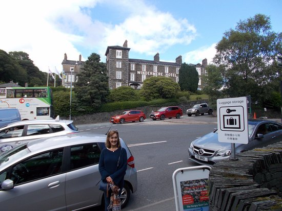 The Windermere Hotel: This is the hotel from tourist information and bus station. Handy.