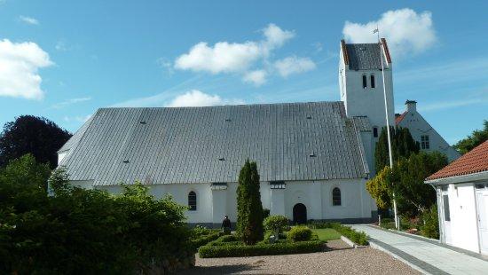 Oland Kirke Oxholm Kirke
