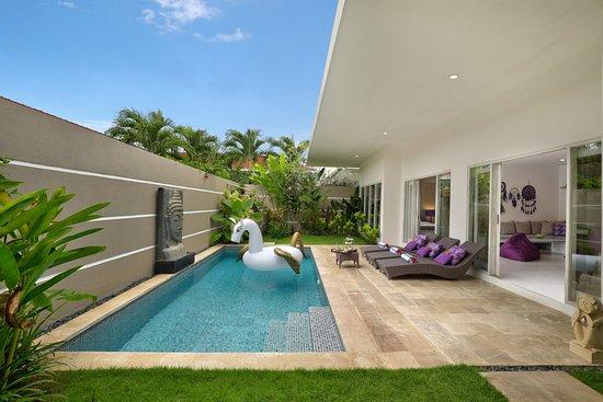 Bali Cosy Villa: Private Swimming Pool