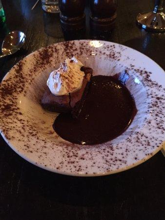 The Varsity Hotel & Spa: brownie