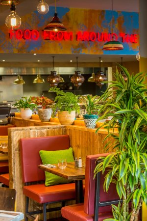 giraffe world kitchen norwich restaurant reviews phone number