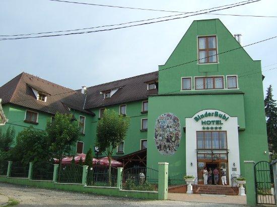 Zdjęcie Hotel BinderBubi
