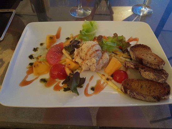 Restaurant go t th 2 dans saint mandrier sur mer avec for Restaurant st mandrier