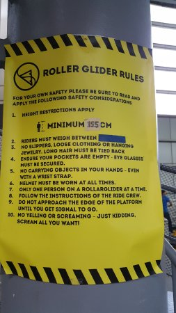 District 21: roller glider...make sure you dont miss this!