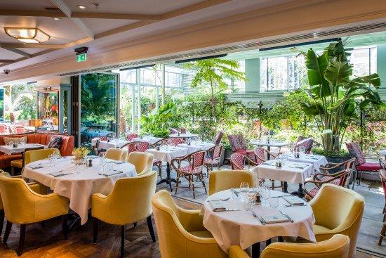 The Ivy City Garden, London - City of London - Restaurant Reviews ...