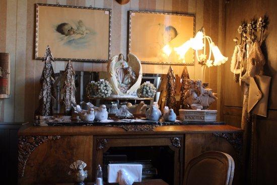 Ruime keuze aan decoratie en geschenkartikelen foto van