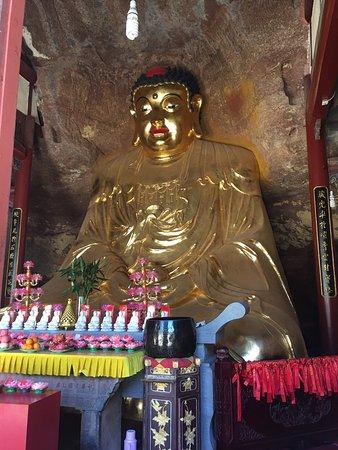 Jinhua, China: Dafo si (temple)