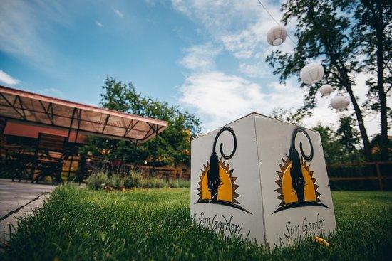 Praid, Romania: Sun Garden
