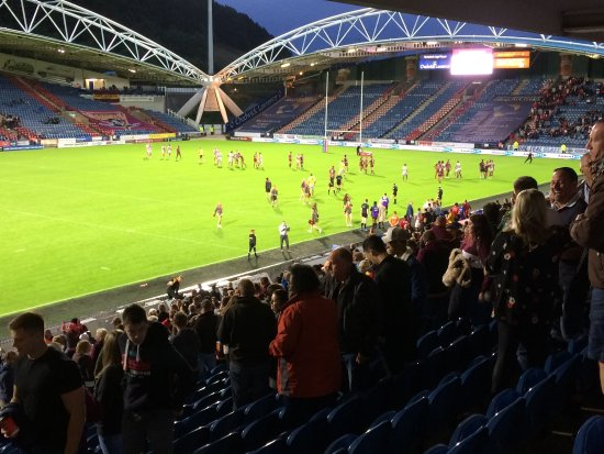 Huddersfield, UK: The John Smith's Stadium