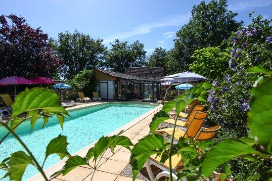 Домм, Франция: La piscine découverte