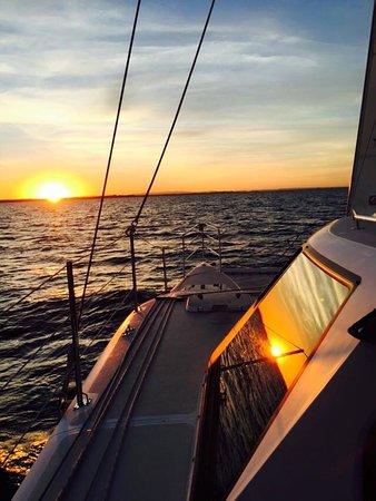 Cleveland, Australia: Sunset