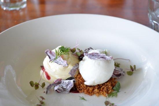 Ocean View, Australia: Dessert