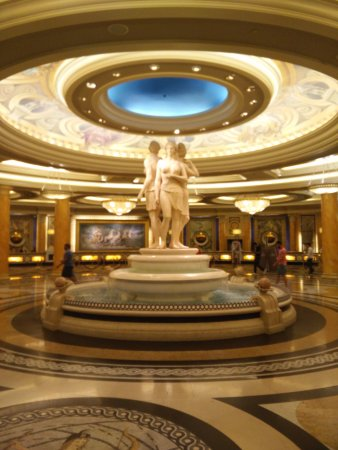 Caesars Palace Phone Number