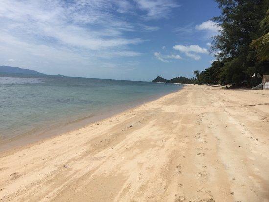 Bang Po Village: Dejligt sted ned til stranden😊