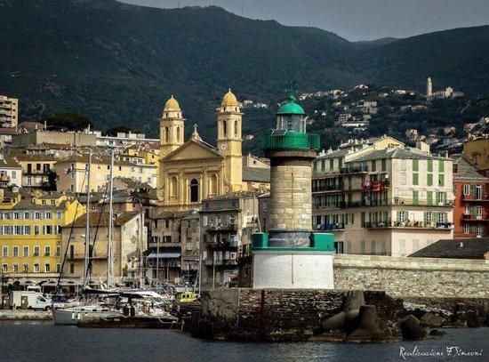 Бастия, Франция: Bastia Vision