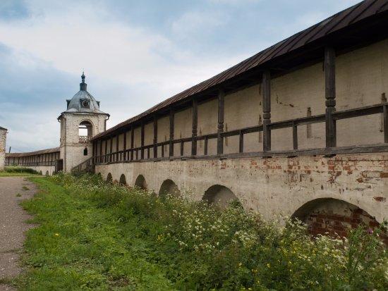 Goritskiy Monastery: Внутри монастыря
