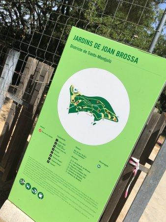 Jardins de joan brossa barcelona spanien omd men for Jardines de joan brossa