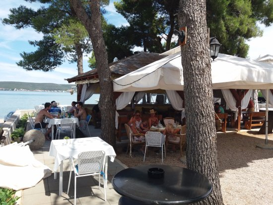 Pasman Island, Croatia: Restoran More , Neviđane
