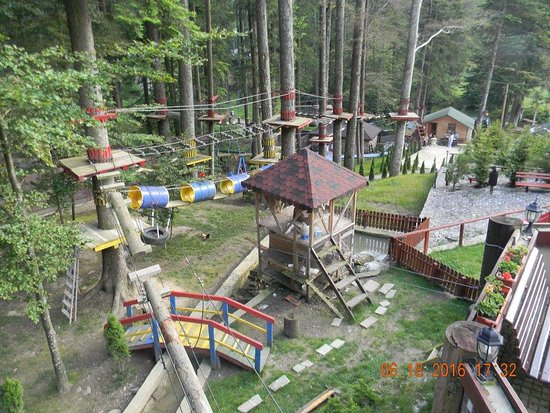Escapade Adventure Park Sinaia