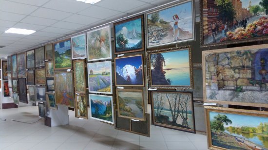 Art Gallery Arbat