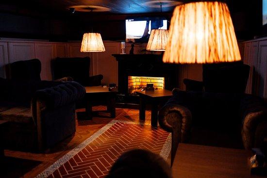Habl Babl: Сигарная комната