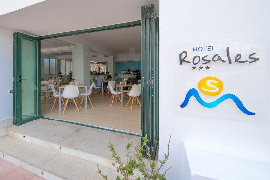 HOSTAL ROSALES (FORMENTERA/ES PUJOLS): Hotel prezzi 2018 e recensioni