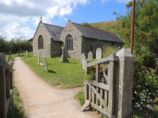 Church of the Storms, Gunwalloe