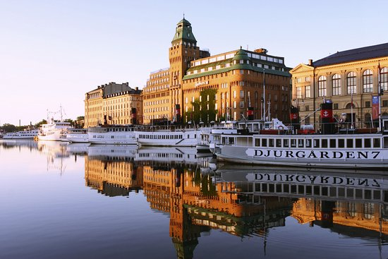 Foto de Radisson Collection Strand Hotel, Stockholm