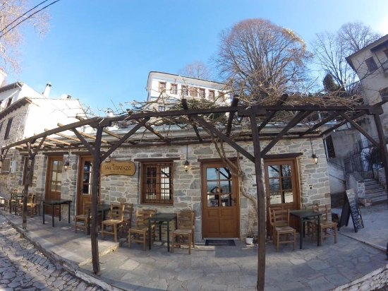 Agios Lavrentios, Greece: View of San Lorenzo