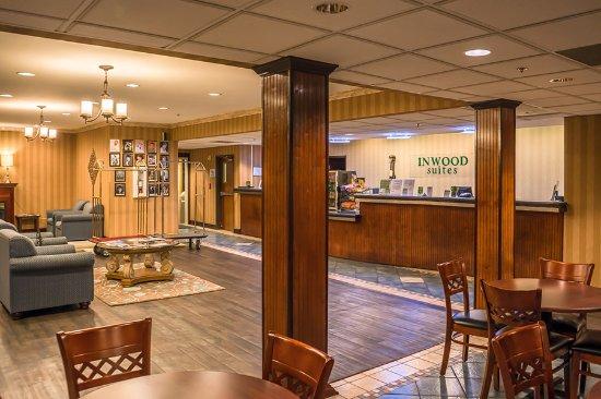Carthage, Teksas: Inwood suites @2017