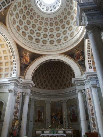 Castiglione del Lago, Italy: la chiesa