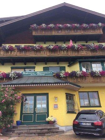 Nussdorf am Attersee, Austria: Penzion