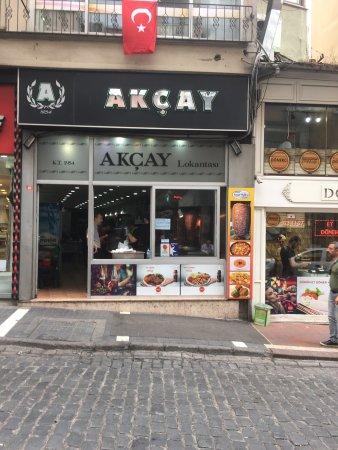 Akcay Lokantasi Trabzon Foto Restorana Tripadvisor