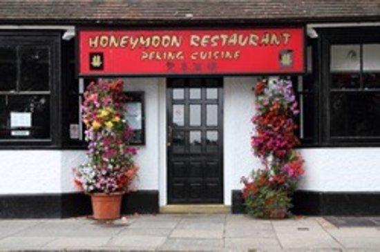 Tenterden, UK: Honeymoon Chinese Retaurant