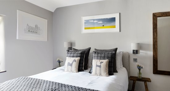 Meysey Hampton, UK: Double room