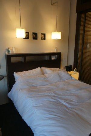 Hotel Le Germain Montreal: lit