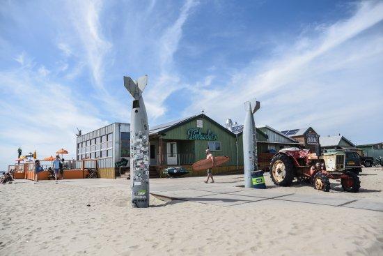 Wijk aan Zee, The Netherlands: Timboektoe entrance