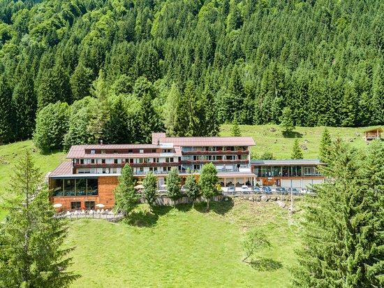 Balderschwang, Alemania: Berghotel Ifenblick in traumhafter Lage