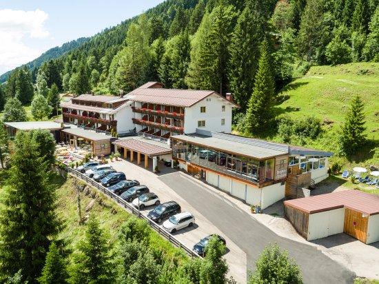 Balderschwang, Tyskland: Idyllisch auf 1.100 m