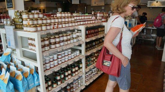 Eataly Genova: ЭКО - продукты
