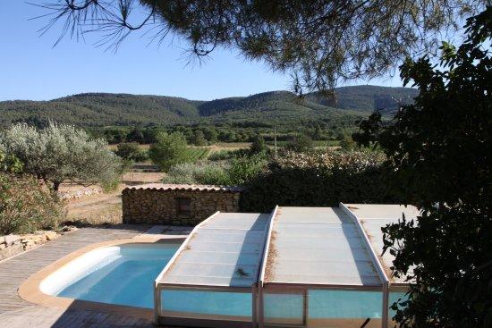 Besse-sur-Issole, Frankrijk: La piscine